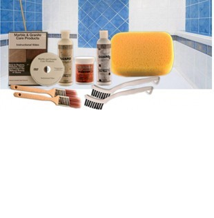 Grout Restoration Kit
