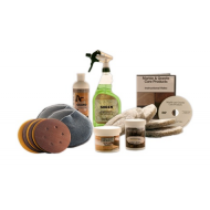 Deluxe Marble Restoration & Maintenance Kit Without Buffer