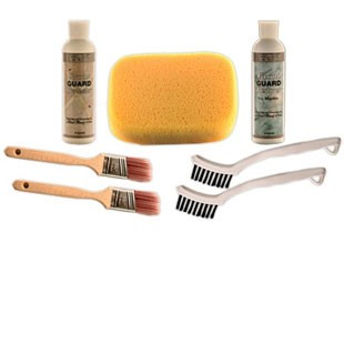 Complete Professional Grout Restoration Kit For Marble