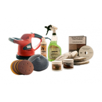 Standard Marble Restoration & Maintenance Kit SF With Buffer